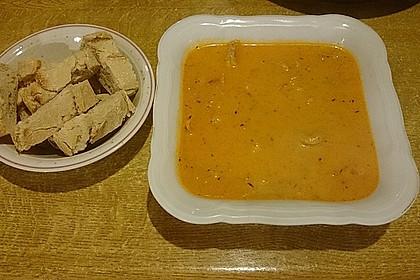 Pikante Gyros - Suppe 5