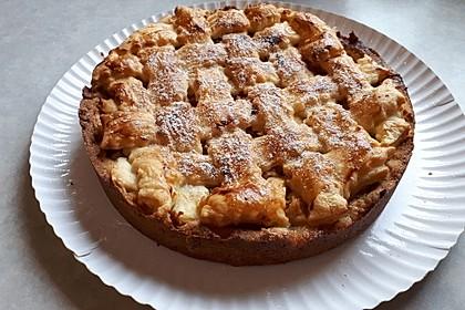 Gedeckter Apfelkuchen 29