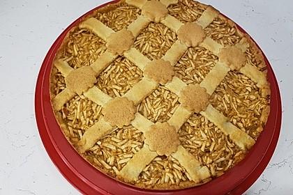 Gedeckter Apfelkuchen 30