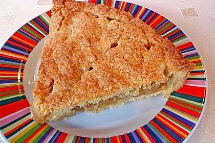 Gedeckter Apfelkuchen 25