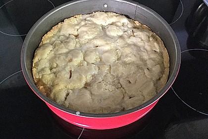 Gedeckter Apfelkuchen 60