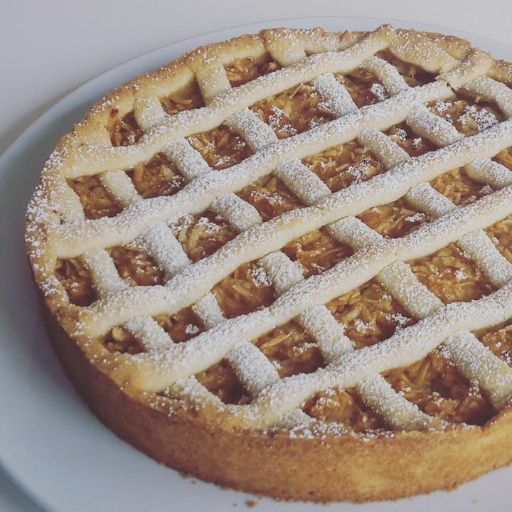 Gedeckter Apfelkuchen Von Pfuhms Chefkoch De