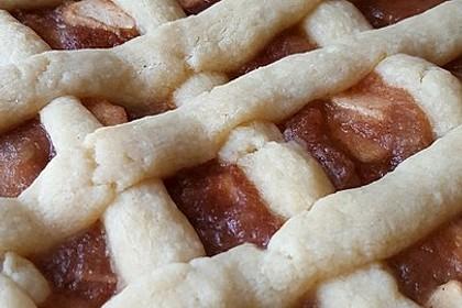 Gedeckter Apfelkuchen 38