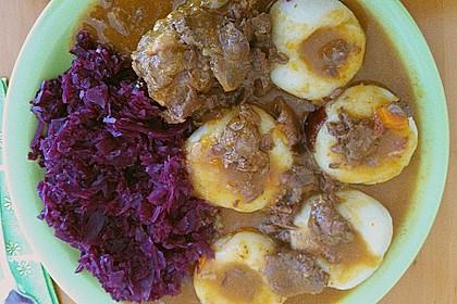 Schlesische Kartoffelklöße 16