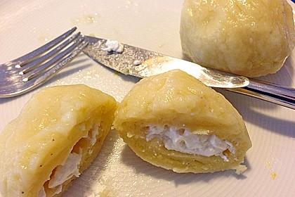 Schlesische Kartoffelklöße 22
