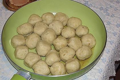 Schlesische Kartoffelklöße 20