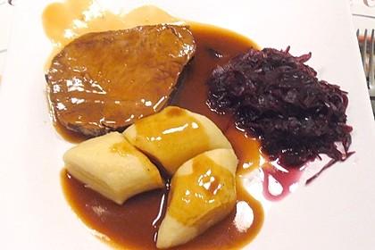 Schlesische Kartoffelklöße 1