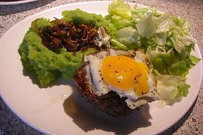 Schrats grünes Kartoffelpüree 4