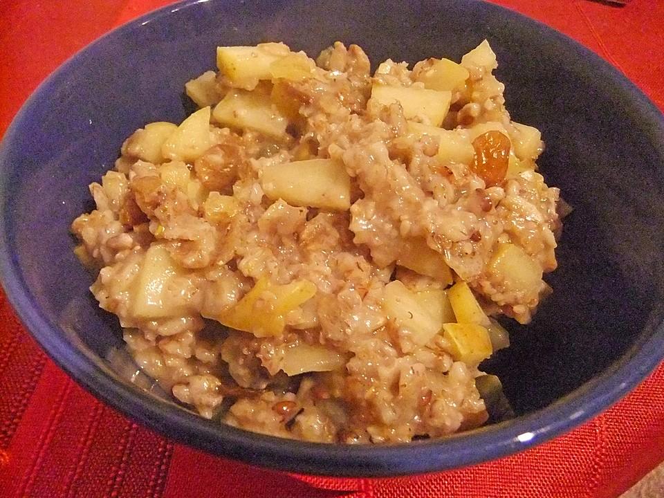 Ayurvedische Küche Frühstück | Ayurvedischer Fruhstucksbrei Von Sandhya Chefkoch De
