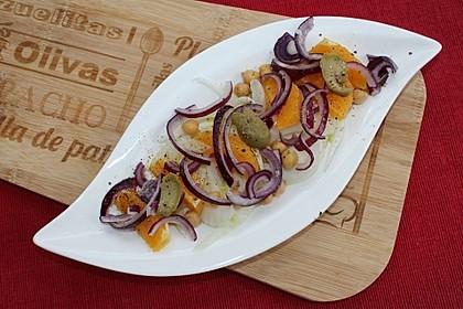Fenchel-Orangen Salat 5