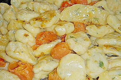 Frischkäse - Gnocchi 8