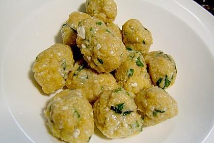 Frischkäse - Gnocchi 7