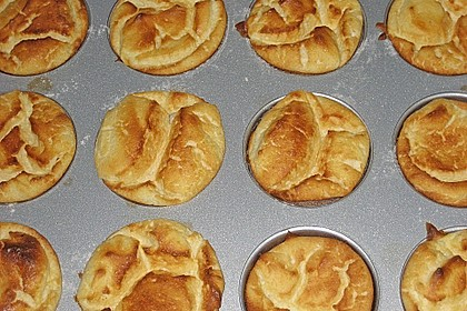 Leichte Quarkmuffins 50