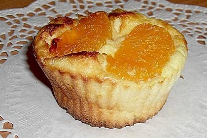 Leichte Quarkmuffins