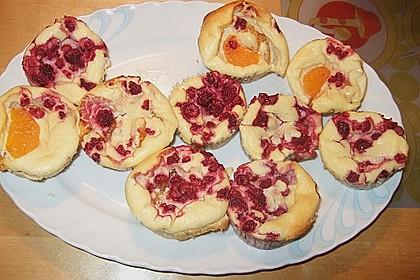 Leichte Quarkmuffins 26