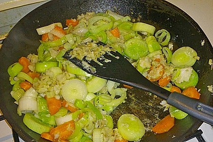 Fisch-Ananas Curry mit Kokosmilch 24