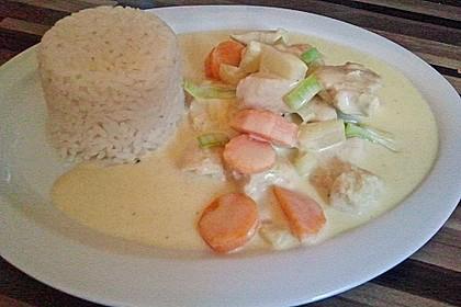Fisch-Ananas Curry mit Kokosmilch 16