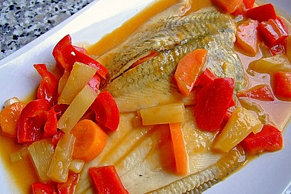 Fisch-Ananas Curry mit Kokosmilch 12