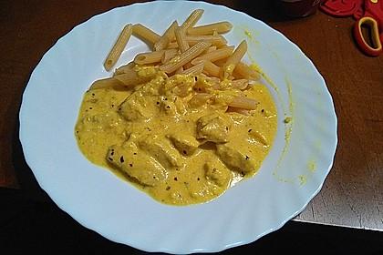 Fisch-Ananas Curry mit Kokosmilch 17