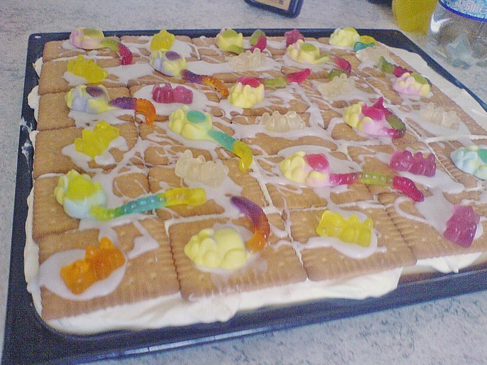 Zitronen Butterkeks Kuchen Von Miko2 Chefkoch De