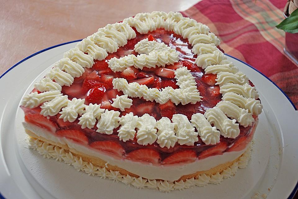 Tiramisu Erdbeer Herz Von Nici286 Chefkoch De