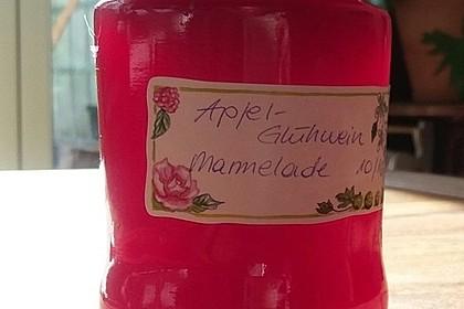 Apfel - Glühwein - Marmelade 2