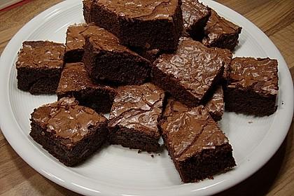 Göttliche Brownies