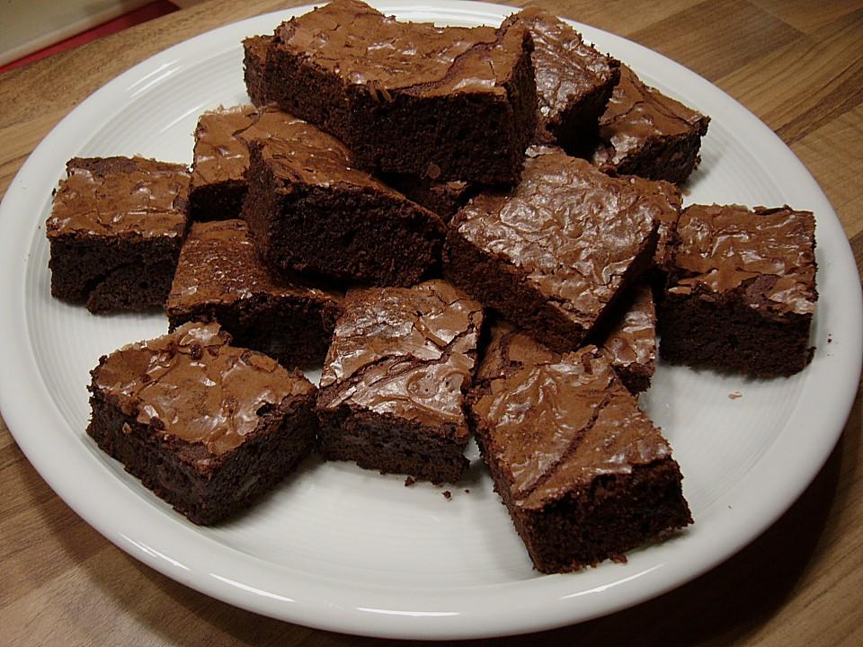Gottliche Brownies Von Karamellina Chefkoch De