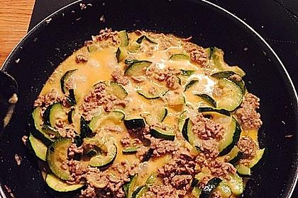 1 A Zucchini - Hackfleisch - Pfanne 6