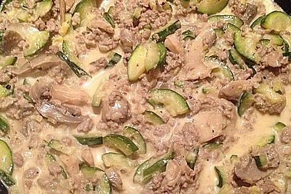 1 A Zucchini - Hackfleisch - Pfanne 7