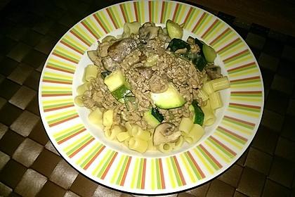 1 A Zucchini - Hackfleisch - Pfanne 5