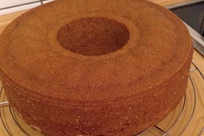 Schokoladen - Gugelhupf (Bild)