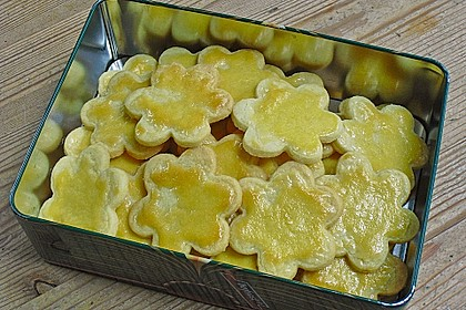 Butterplätzchen á la Gisela 5