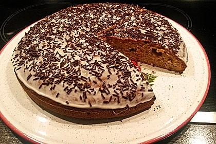 Bananen - Nuss - Kuchen 9