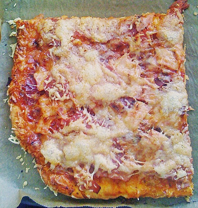 Pizzateig Ohne Hefe Oder Quark Von Trotty Chefkoch