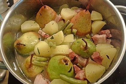 Birnen, Bohnen und Speck 7
