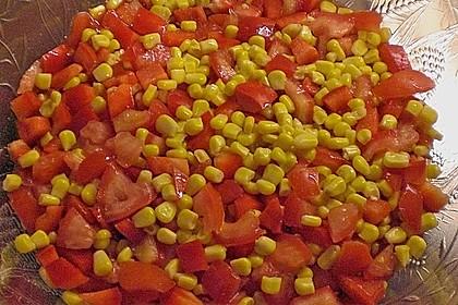 Nacho - Schicht - Salat 6