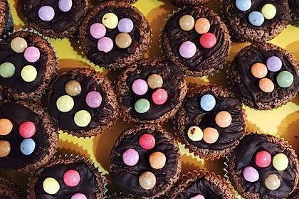 Schoko in Schoko Muffins 19