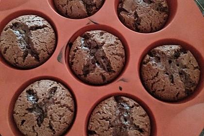 Schoko in Schoko Muffins 63