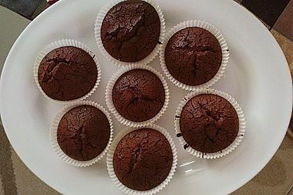 Schoko in Schoko Muffins 27
