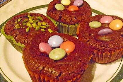 Schoko in Schoko Muffins 39