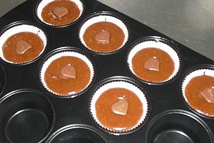 Schoko in Schoko Muffins 56