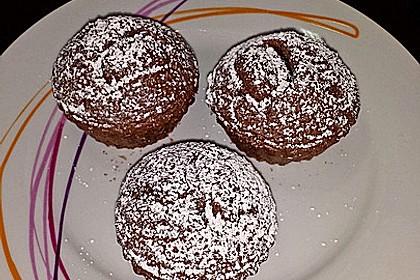 Schoko in Schoko Muffins 32