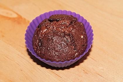 Schoko in Schoko Muffins 23