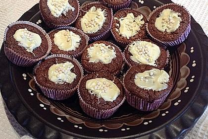 Schoko in Schoko Muffins 49