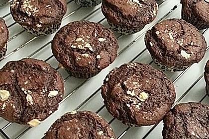 Schoko in Schoko Muffins 43