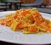 Karotten - Nudeln (Bild)