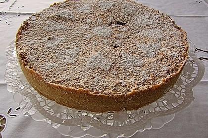Torta di ciliegie e mandorle 4