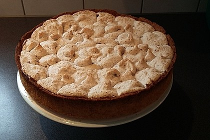 Torta di ciliegie e mandorle 2