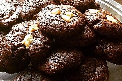 Brownie Cookies 16